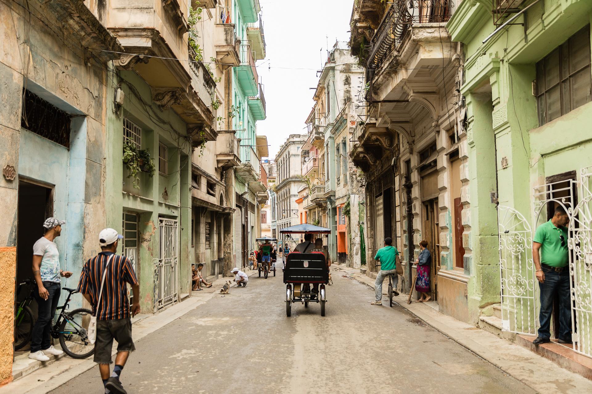 In den Straßen Havannas - Sehenswürdigkeiten in Kubas Hauptstadt