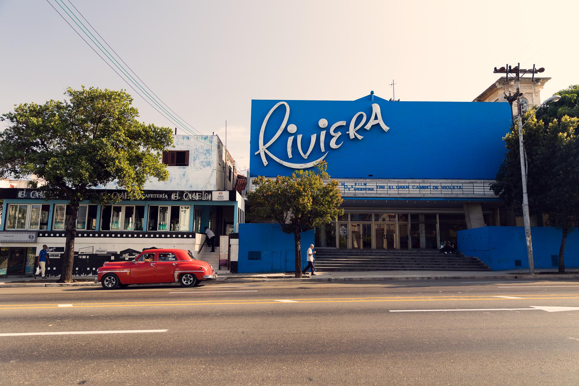 Bild: Oldtimer in den Straßen Havannas