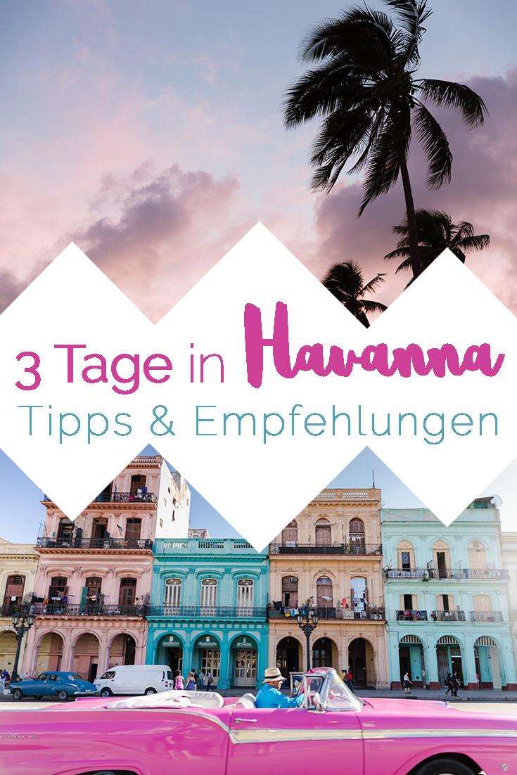 Bild: 3 Tage in Havanna Städtetrip Tipps und Empfehlungen