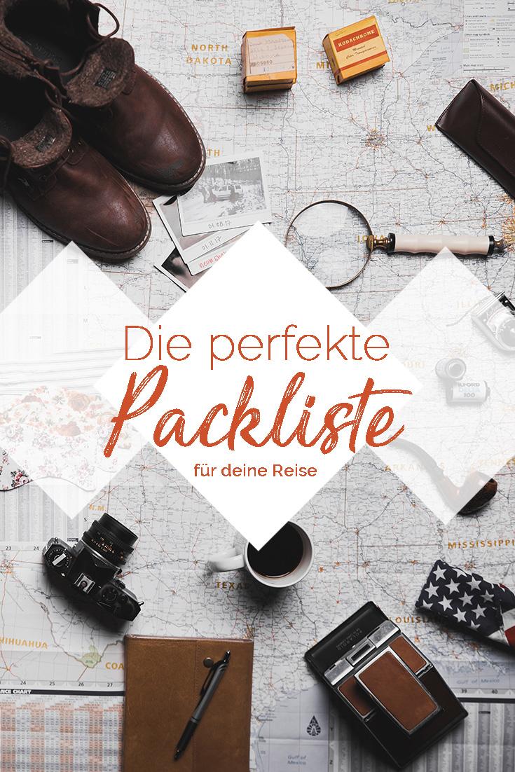 Bild: Die perfekte Packliste für Reisen