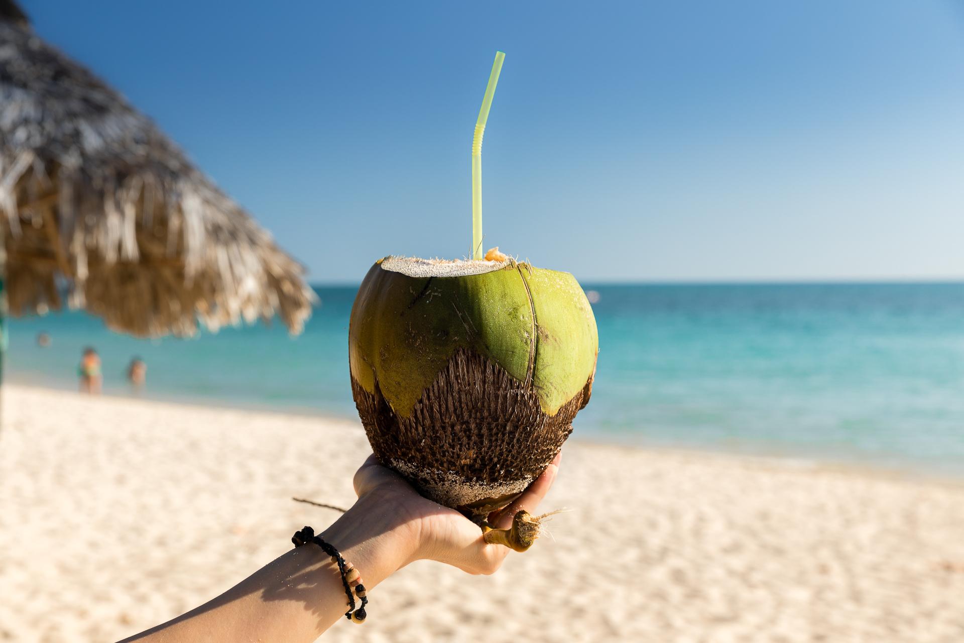Bild: Playa Ancon Kubas schönste Strände