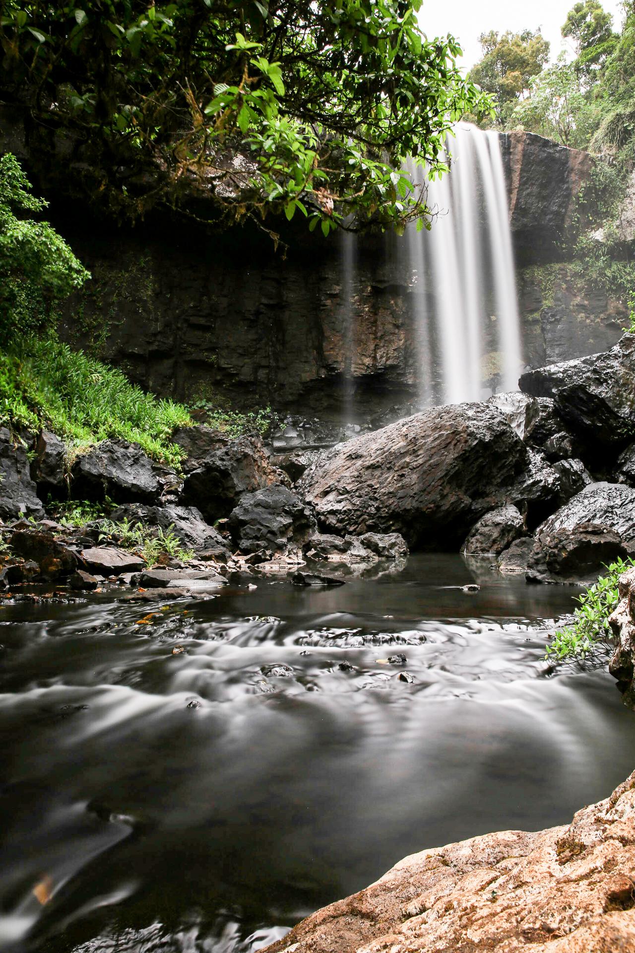 Bild: Wasserfall Atherton Tablelands Australien