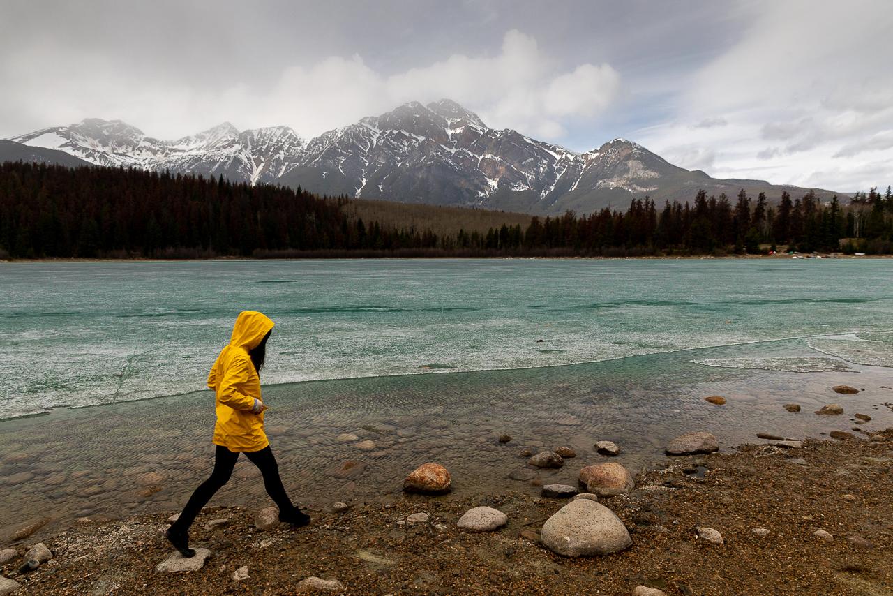 Patricia Lake im Jasper Nationalpark in Kanada Sehenswürdigkeiten und Reisetipps