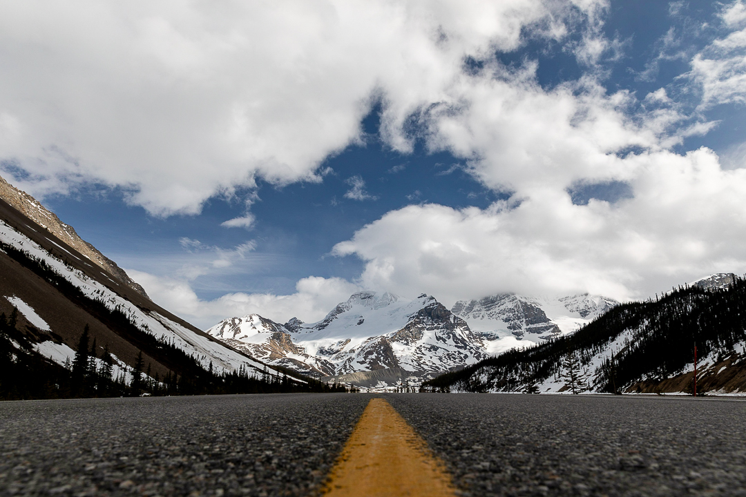 Bild: Icefields Parkway Tipps Rocky Mountains in Kanada