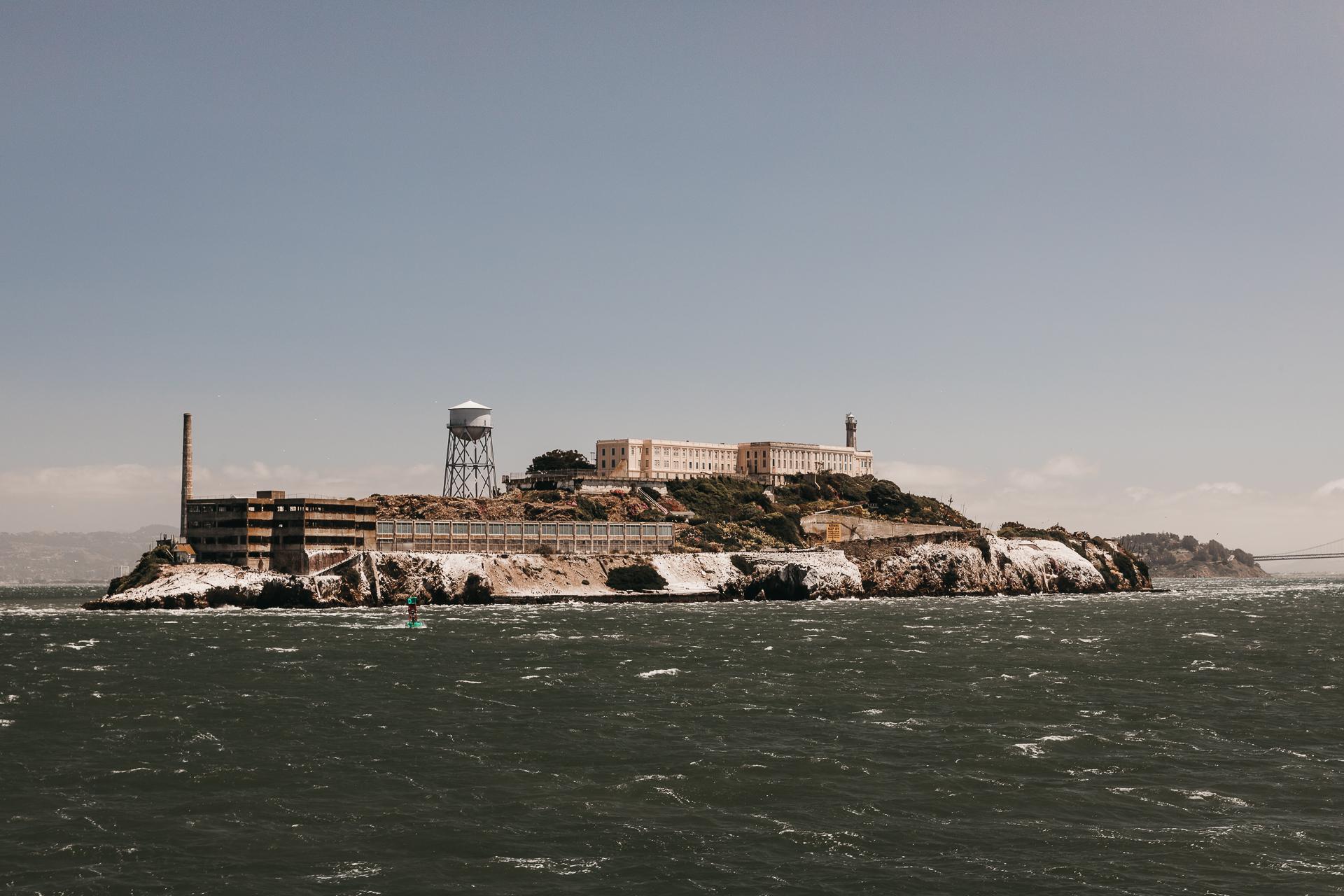 Alcatraz San Francisco Bootsrunsfahrt Eintritt Preise