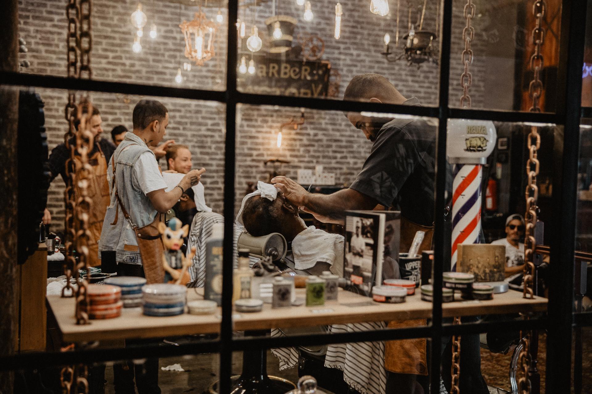 Barbershop LX Factory Sehenswürdigkeiten Highlights Lissabon