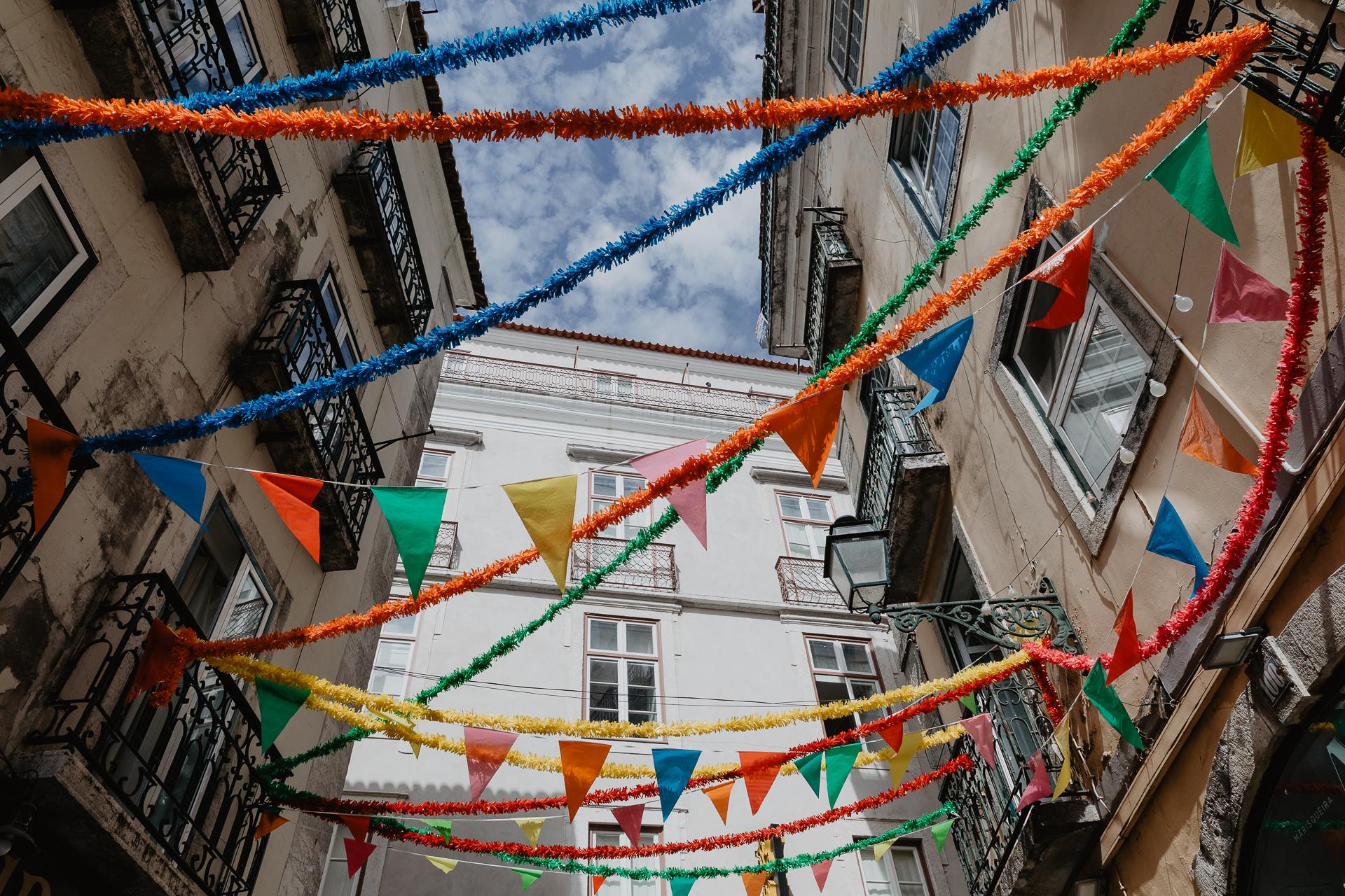 Sehenswürdigkeiten Highlight in Lissabon alfama