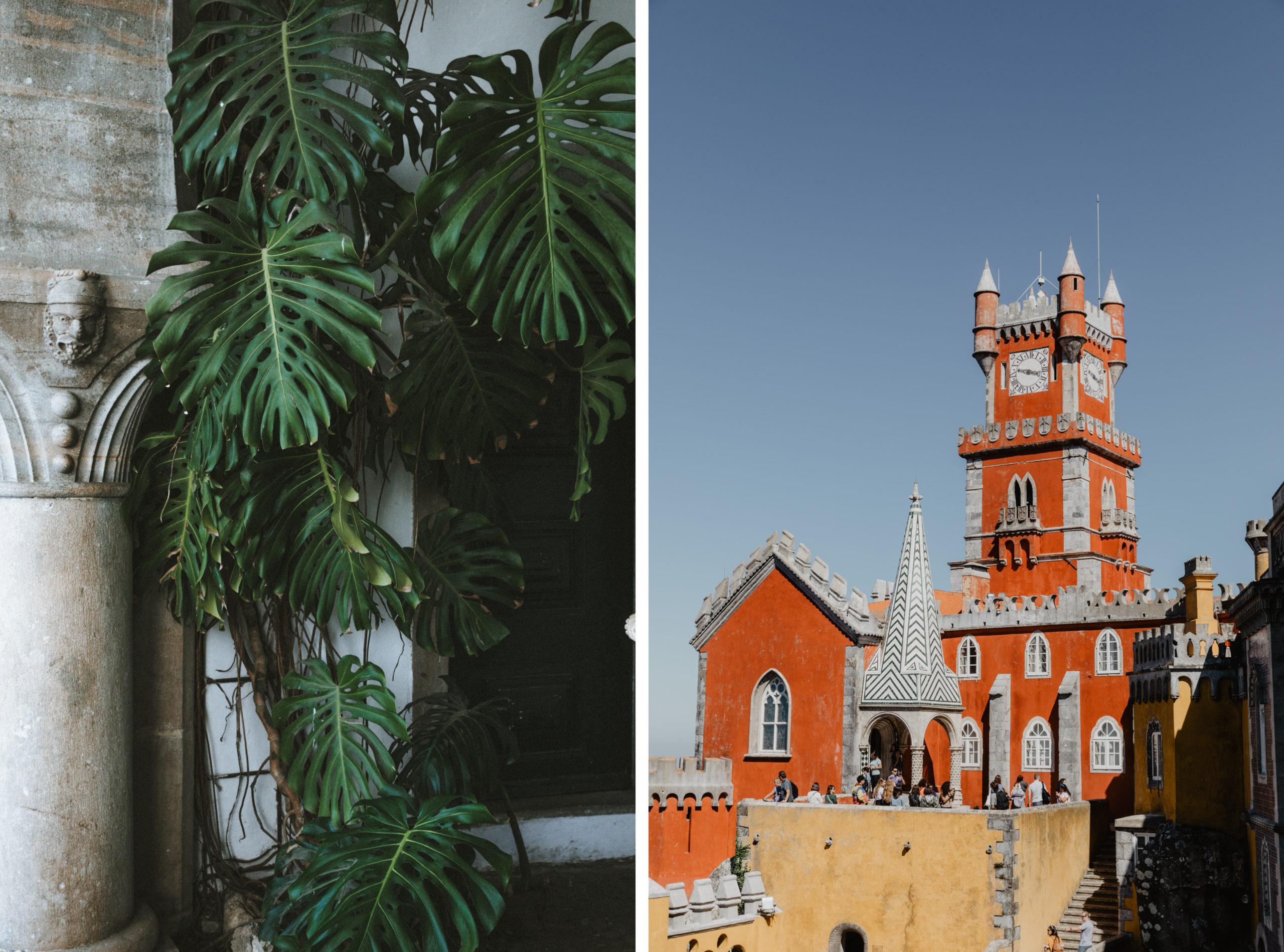 Tagesausflug Lissabon Sintra Sehenswürdigkeiten
